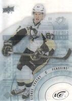 2014-15 Upper Deck Ice Hockey #40 Sidney Crosby Pittsburgh Penguins