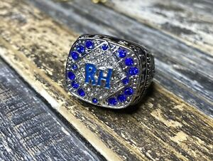 Midland Rockhounds Texas League 2014 Championship Ring Size 11