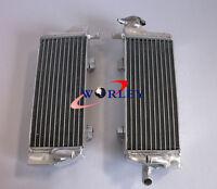 L&R Aluminum Radiator for KTM 125/200/250/300 SX/EXC/MXC 13 2008-2013 NEW