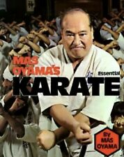 Mas Oyama Essential Karate Masutatsu Oyama Paperback 1981 Vintage book