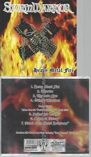 CD--STORMWARRIOR--HEAVY METAL FIRE