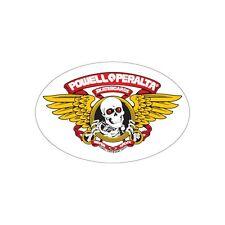 Sticker Powell Peralta