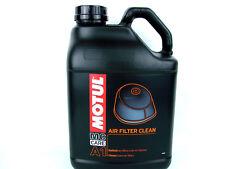 Motul MC Care Luftfilterreiniger A1 Luftfilter Reiniger Air Filter Clean 1x 5L
