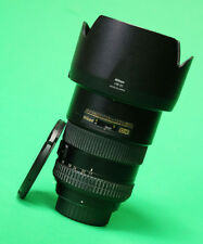 Nikon AF-Enfoque automático 17-55 mm F2.8 G DX S Nikkor Zoom Lente & Capucha: completamente en funcionamiento