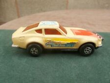 K-52-DATSUN 240Z RALLY CAR IN CREAM --/USED/UNBOXED/