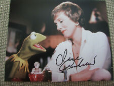 Julie Andrews The Muppets 8x10 H Photo No COA