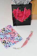 Brighton Bracelet Scarlett Add Charms Beads Cupids Kiss Swarovski NEW Velvet