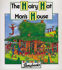 """NEW"" The Hairy Hat Man's House (Letterland Storybooks), Wendon, Lyn, Book"