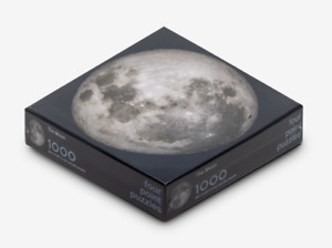 The Moon Planet Jigsaw Puzzle 1000 Pieces High-Quality Jigsaw Puzzle Kids Toys
