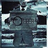The Offer - 33 Days (CD 2012) NEW/SEALED