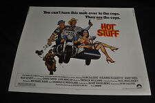 Hot Stuff Dom DeLuise 22x28 Half 1/2 Sheet Movie Poster - (1979) ITB WH