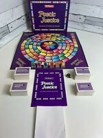 Vintage Waddingtons Poetic Justice Game Of Rhyme and Reason 1990