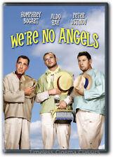 We're No Angels DVD New Humphrey Bogart Aldo Ray Peter Ustinov Joan Bennett