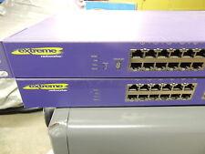Extreme Summit X250e-24p 250e 15105 & X150-24p 15205 Switch