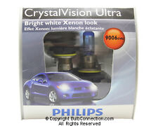 NEW Philips 9006 CrystalVision Ultra Upgrade 9006CVS2 12V 55W Bulb