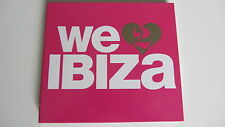 We Love Ibiza Vol. 2 - Various - 2 CD - Neu / OVP  Sammlungsauflösung
