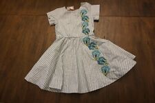 NWT Tea Collection girls Dress Size 5