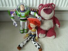 Toy Story bundle Buzz, Jessie and Lotso