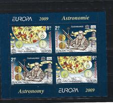 Europa Cept 2009 Rumänien Block II  **