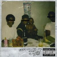 Kendrick Lamar - Good Kid: M.A.A.D City [New CD] Bonus Track