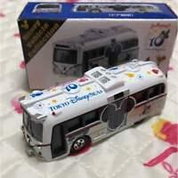 Tokyo Disney Resort Cruiser Minicar TOMY Tomica TDS 10th Anniversary limited