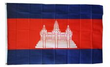 Cambodia Flag 3 x 5 Foot Flag - New Higher Quality Ultra Knit 3x5' Flag