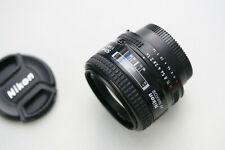 Nikon AF Nikkor 1,4/50mm D, sehr guter Zustand!