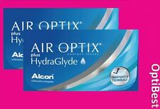 Air Optix Plus HydraGlyde Monatslinsen ALCON Ciba Vision 2x3 Box TOP ANGEBOT !