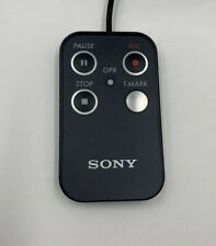 Sony RM-PCM001 Remote Control For PCM-M10 Recorder (BRAND NEW!!)