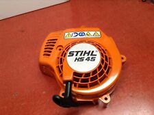 NEW GENUINE OEM STIHL HS 45 HEDGE TRIMMER PULL STARTER RECOIL