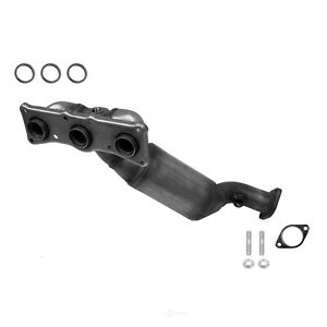 Exhaust Manifold with Integrated Catalytic Converter Rear AP Exhaust 641574