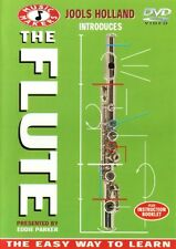 Jools Holland Introduces: The Flute: The Easy Way to Learn DVD NEW