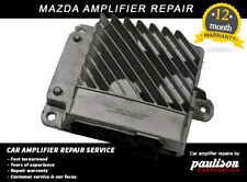 MAZDA 3,6,CX5 RX8 MIATA 2013-16 BOSE AMPLIFIER REPAIR SERVICES LIFETIME WARRANTY