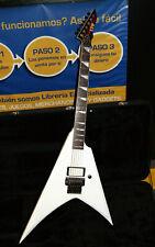Guitarra Electrica white ESP LTD Alexi-200 Alexi Laiho pastilla double humbucker