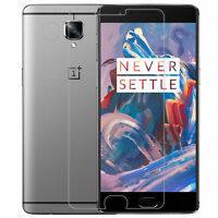 3D Curved Edge Full Cover Tempered Glass Screen Protector Film For Oneplus 3T