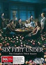 SIX FEET UNDER Complete Third (3) Season 5DVD NEW