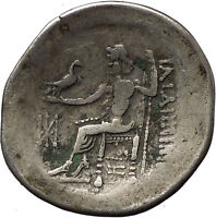 Celtic Tribe Danube Silver Tetradrachm Greek Style Coin as Philip III i51205
