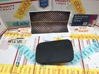 FUEL GAS FILLER DOOR CAP COVER BLACK 90 91 92 93 MERCEDES-BENZ 500SL #1295840539