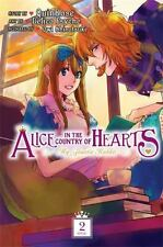 ALICE IN THE COUNTRY OF HEARTS MY FANATIC RABBIT GN VOL 2  #smar17-225