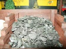 MINIATURE COAL for O & G Scale Model Railroad Train Layout / Lump of Coal Tipple