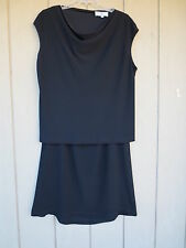 NEW from Nordstroms Marisa Christina Woman Drape Neck Top 2X & Tapered Skirt 1XX