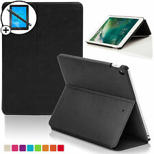 Black Clam Shell Smart Case Cover for Apple iPad 9.7 2017 A1822 Scrn Prot Stylus