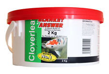 Cloverleaf Blanket Answer Fish Pond Blanket Weed Treatment, 2 Kg