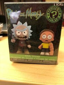 Funko Mystery Mini RICK and MORTY FIGURE SERIES 2 MORTY w/ SENTIENT ARM