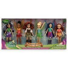DISNEY FAIRIES DOLL SET --THE PIRATE FAIRY-NEW