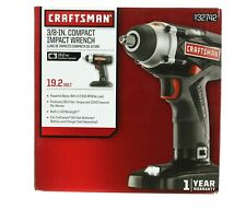 Craftsman 3/8in Compact Impact Wrench 19.2V Cordless System 932742