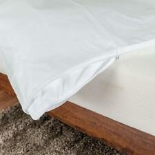 Homescapes Waterproof Duvet Cover Protector - Fully Fitted SUPER KING Size...