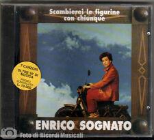 ENRICO SOGNATO - SCAMBIEREI LE FIGURINE CON CHIUNQUE Anno 1995 **SIGILLATO**