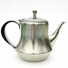 Vintage Retro Japanese Stainless Steel Teapot