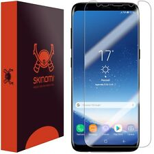 Skinomi TechSkin Samsung Galaxy S8 Plus Screen Protector